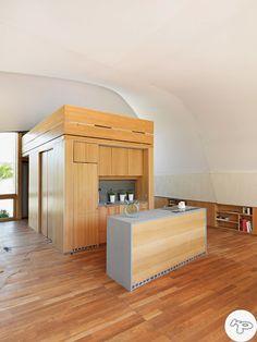 Solar Decathlon 2014 Versailles TechStyle Haus Project - INS House Architecture photographer Paris Kristen Pelou