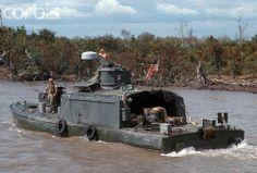 River Patrol Force Vietnam | ARMORED SUPPORT PATROL BOAT