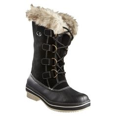 $44 These are from target and perfect for the PNW. Has anyone actually tried on real Sorrels? People are crazy to call them fashionable. There built for the snow people, there hard and very heavy. It's so funny you see Divas walking around in them in Seattle. These are light weight and pliable.