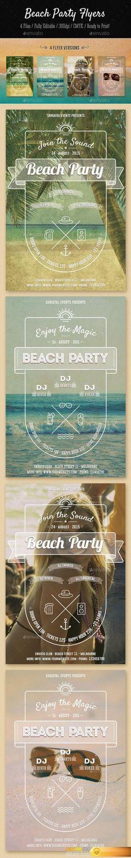 http://www.desirefx.me/beach-party-flyers-12162433/