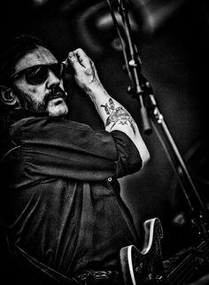 Motörhead - Lemmy Kilmister - Ian Fraser / Photography: Mike Nicolaassen / www.photomike.nl