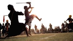 Rural Olympics - Fun of Traditional, Modern and Strange Games - OMG! Yeh...