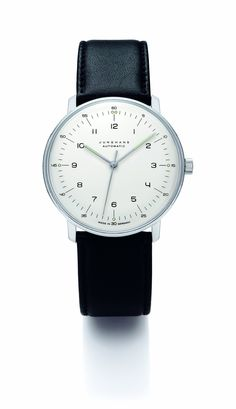Amazon.com: Junghans MAX BILL Automatic Analog Made in Germany 027/3500.00: Watches