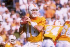 Tennessee Volunteers Football   peyton manning craig jones getty images