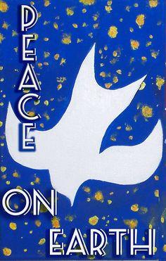 Peace On Earth by JoeyMcCain