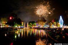Beyond Wonderland fireworks
