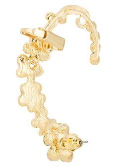sweet deluxe Oorbellen - gold/crystal - Zalando.nl
