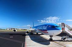 Airbus A340-300 d'Air Tahiti Nui - © Air Tahiti Nui
