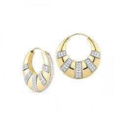 Earrings by Miseno