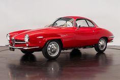 Alfa Romeo - Giulia SS Sprint Speciale - 1967