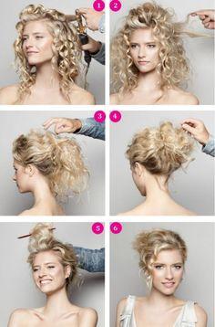 Die 65 Besten Bilder Von Locken Lange Haare In 2019 Hair Down