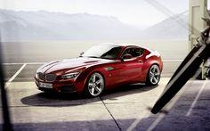 BMW ZAGATO 車 高解像度で壁紙