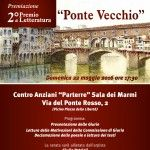 2° Premio Letteratura Ponte Vecchio