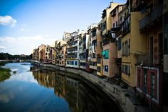 "Girona - Girona lives up to its name ""the Venice of Spain,"" with a wealth of history, museums, boutiques, and cafes. Get some great trip ideas and start planning your next trip! See More: bit.ly/RoutePerfectP"