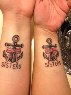 My sister and I finally got matching tattoos <3