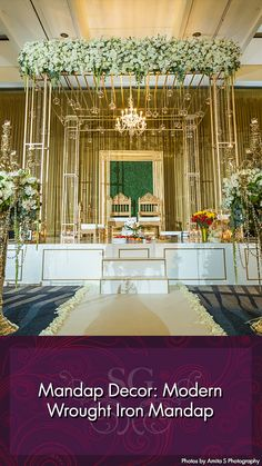 All Details You Need to Know About Home Decoration - Modern Desi Wedding Decor, Wedding Hall Decorations, Wedding Entrance, Wedding Mandap, Backdrop Decorations, Entrance Decor, Mandap Design, Wedding Guest List, Background Decoration