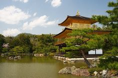 Kinkaku-ji Temple image copyright Damien DouxchampsLinks to a what to see in 1 day Kyoto guide