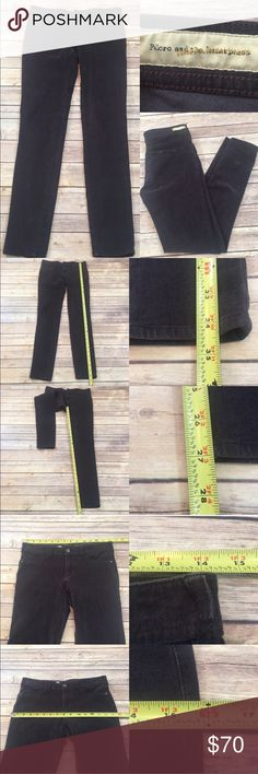 Size 25 Anthro Pilcro Gray Corduroy Skinny Pants • Measurements are in photos  • Material tag is in photos • Normal wash wear, no flaws • Corduroy  • Skinny  • Stretch  • Pilcro and the Letterpress  F3  Thank you for shopping my closet! Anthropologie Pants Skinny