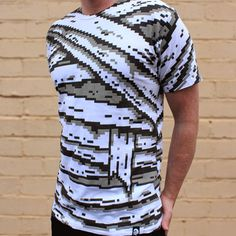 8-bit Mummy Shirt