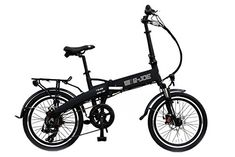 Special Offers - 2015 e-JOE Epik Sport Edition SE Midnight Black Folding Electric Bike - In stock & Free Shipping. You can save more money! Check It (July 19 2016 at 06:02AM) >> http://cruiserbikeswm.net/2015-e-joe-epik-sport-edition-se-midnight-black-folding-electric-bike/