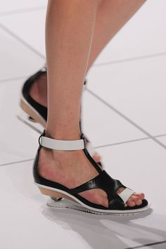 Feathers, Jewels, and Cowboy Boots — See All the Shoes From the Paris Spring '14 Runways