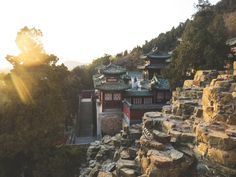The Summer Palace, Beijing, China. Download here.