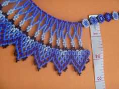 Huichol Choker Necklace Beaded Multicolor Mexican Folk Art Mexico Hippy Culture | eBay