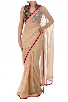 Golden Net Saree  #BridesmaidSarees | Shop 3 or more and get 10% discount Shop 5 or more and get 20% discount Shop 10 or more and get 30% discount