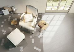 Rokkakkei Hexagon Tiles from Walls and Floors Ltd