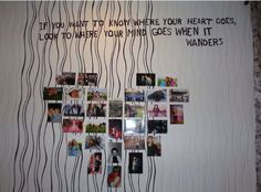 If you want to know where your heart goes, look at where your mind goes when it wanders