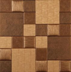 NappaTile is Faux Leather Wall Tiles division of Concertex Company Faux Leather Walls, Plastic Design, Autumn Photography, Brickwork, Home Wallpaper, Interior Walls, Diy Craft Projects, Wall Tiles, Mosaic
