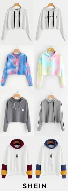 Hoodies teen fashion outfits, outfits for teens, cool outfits, casu Trendy Dresses, Trendy Outfits, Cool Outfits, Summer Outfits, Cute Sweatshirts, Cute Shirts, Hooded Sweatshirts, Hoodies, Teen Fashion Outfits