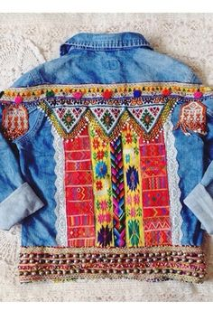 Want denim jacket