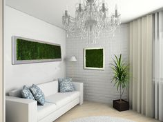 Grass Walls  Give the Illusion of Real Grass par WallsByStorm, $45.00