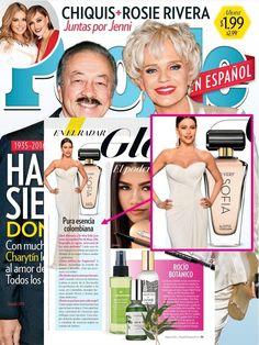 @peopleenespanol featured Sofia Vergara's NEW So Very Sofia fragrance as her new…