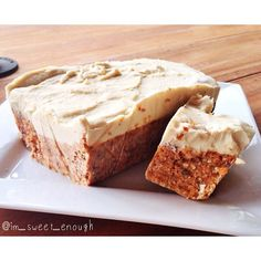 brianna ✨ wellbeing @live_to_thrive  raw carrot cak...Instagram photo | Websta (Webstagram)
