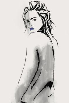 #illustration #fationillustration #art