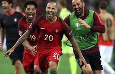 Δημιουργία - Επικοινωνία: EURO 2016 Πολωνία - Πορτογαλία 1-1, 3-5πεν. Η Πορτ...