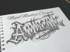 Chicano Lettering, Tattoo Lettering Fonts, Lettering Design, Sketch Tattoo Design, Sketch Design, Tattoo Sketches, Egyptian Tattoo Sleeve, Alphabet Fonts, Writing Fonts