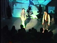 Gotta Sing Gotta Dance   Productions Present Spreadin' Rhythm Around 1983  Rirected by Larry Zeiger.  Once In Love With Amy   (Frank Loesser from Where's Charley)  Performed by   Anthony Madruga and Ted Caplaneris