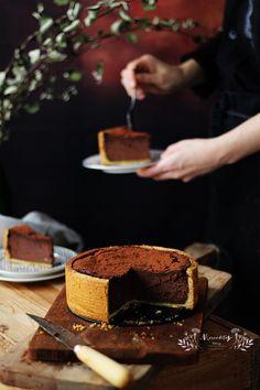 Merceditas Bakery: Tarta de queso ricotta y chocolate