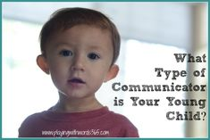 What Type of Communicator is YOUR child? {With Tips on How Can You Help Build Their Speech & Language Skills} - Pinned by –Visit for pediatric therapy pins Communication Development, Language Development, Child Development, Speech Language Therapy, Speech And Language, Speech Pathology, Speech Therapy, Word 365, Parent Resources