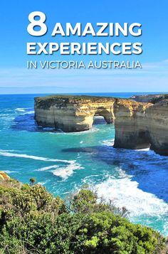 8 Amazing Experience