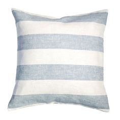 Jaipur Rugs Gray & Ivory Nautical Stripe Throw Pillow - Set of Two Throw Pillow Sets, Throw Pillows, Carpets Online, Jaipur Rugs, Grey Rugs, Handmade Rugs, Rugs On Carpet, Furniture Decor, Living Room Decor