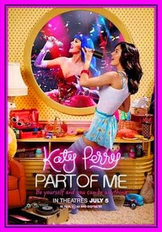 Katy Perry Part of me online latino 2012 - Documental, musical