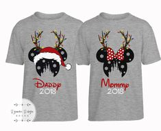 Disney Family Christmas Shirts, Disney Shirts, Reindeer Mickey Shirts, Mickeys V. Christmas Vacation Shirts, Disneyland Christmas, Disney Vacation Shirts, Disneyland Shirts, Disney Shirts For Family, Disney Family, Disney Vacations, Disney World Christmas Shirts, Disney Disney