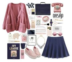 """""""// it felt good to be out of the rain //"""" by mrs-zaynmalik ❤ liked on Polyvore featuring Brooks Brothers, Kendra Scott, Paul & Joe, Anastasia Beverly Hills, J.Crew, Crate and Barrel, Globe-Trotter, Nivea, Accessorize and BOBBY"""