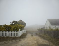 A Foggy Atlantic Coast