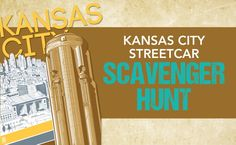The Kansas City Streetcar is Kansas City's newest public transportation source and it's free! Enjoy this streetcar scavenger hunt as you stop along the way to find clues.