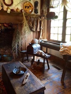 Walker Homestead Antiques Brookfield, MA Keeping room, homesteading, primitive, rustic,